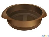 Форма для выпечки круглая 18см, Mocco&Latte RONDELL (445-RDF)