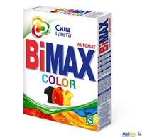Стиральный порошок BIMAX 400г автомат Color