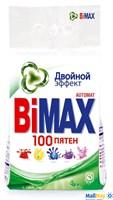 Стиральный порошок BIMAX 6000г автомат 100 пятен