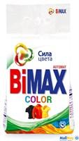 Стиральный порошок BIMAX 6000г автомат Color