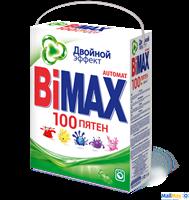 Стиральный порошок BIMAX 4000г автомат 100 пятен