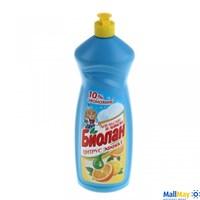 Средство для посуды БИОЛАН 1000мл Апельсин и лимон