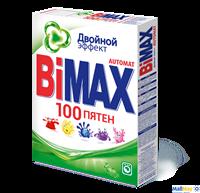 Стиральный порошок BIMAX 400г автомат 100 пятен