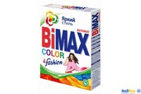 Стиральный порошок BIMAX 400г автомат Color&Fashion
