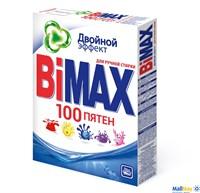 Стиральный порошок BIMAX 400г 100 пятен