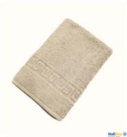 Полотенце TAC махровое, GREEK ORNAMENT, 50х90/430 г/м2