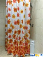 Штора для ванной BLAZE FLOWERS