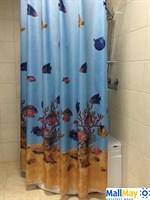 Штора для ванной GREATBARRIER REEF