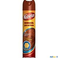 MEBELUX 300мл полироль для любых поверхностей