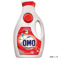 Жидкое средство для стирки OMO для цветного и белого, 1800мл