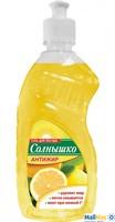 СОЛНЫШКО 450мл гель Антижир лимон