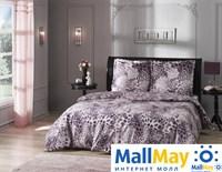 Код: 4040-60091827 Комплект постельного бельяTAC/SATIN/1,5сп.MADAME,сиреневый