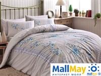 Код: 4081-34526 Комплект постельного белья TAC/RANFORCE/2 сп. Paolo, бежевый