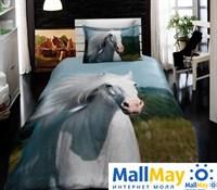 Комплект постельного белья Virginia Secret 3D Bamboo  1,5 спальный 1058-07