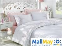 10061 Комплект постельного белья DANTELA VITA сатин с вышивкой NELLY