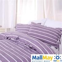 Комплект постельного белья 2-х сп, 175х210 см (50х70*2), Skagen, 100% полиэстер