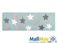 STAR Aqua (св.голубой) Коврик для ванной 50x150