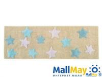 STAR Yesil (св. салатовый) Коврик для ванной 50x90