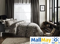 Код: 4080-26720 Комплект постельного белья TAC/RANFORCE/1,5 сп. Elenor, коричневый