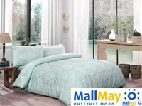 Код: 4080-45426 Комплект постельного белья TAC/RANFORCE/1,5 сп. Blanche, мятный