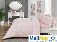 Код: 4080-45462 Комплект постельного белья TAC/RANFORCE/1,5 сп. Celia, розовый