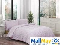 Код: 4080-45429 Комплект постельного белья TAC/RANFORCE/1,5 сп. Blanche, лиловый