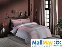 Код: 4082-34521 Комплект постельного белья TAC/RANFORCE/семейный Alba, розовый