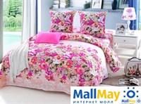 Комплект постельного белья, Amore Mio 1183 BZ Beatrice EURO P (2 спальный Euro)