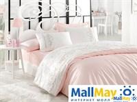 Комплект постельного белья DANTELA VITA сатин с вышивкой BUKET
