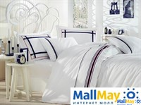 Комплект постельного белья DANTELA VITA сатин с вышивкой TREND