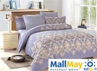 Комплект постельного белья, Amore Mio 4676 BZ Alexandra PU EURO P combo