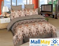 Комплект постельного белья, Amore Mio 86487 Amore Mio Tabriz из сатина (1,5-спальный)