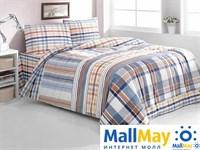Код: 1108-84907 Комплект постельного бельяBRIELLE/RANFORCE/1,5сп/333 V4, blue