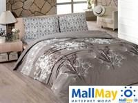 Код: 1108-84891 Комплект постельного бельяBRIELLE/RANFORCE/1,5сп/600 V3, brown