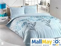 Код: 1109-84890 Комплект постельного бельяBRIELLE/RANFORCE/2сп/600 V2, blue