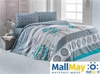 Код: 1109-84904 Комплект постельного бельяBRIELLE/RANFORCE/2сп/204 V2, turquoise