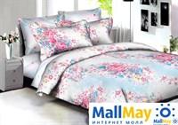 Комплект постельного белья, Amore Mio 86617 BZ Venice EURO Sr