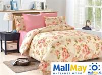Комплект постельного белья, Amore Mio 4658 BZ Daniela EURO P combo