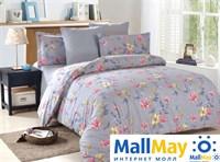 Комплект постельного белья, Amore Mio 4663 BZ Anfisa EURO P combo