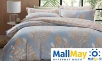Сатин евро Комплект постельного белья Dome сатин пигмент 2(70*70) SDP 2277 C071