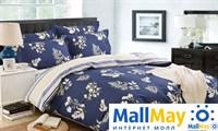 Сатин полутороспальный Комплект постельного белья Dome сатин пигмент 2(70*70) SDP 1577 C082