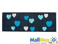 FEEL Mavi (голубой) Коврик для ванной 50x90