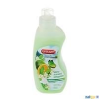 UNICUM 750мл Кондиционер-ополаскиватель для белья Цветы зеленого мандарина (лимитированная отдушка)