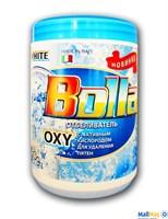 BOLLA Oxy 750гр без хлора для белого белья, банка