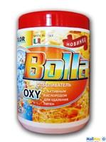 BOLLA Oxy 750гр без хлора для цветного белья, банка