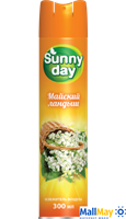 SUNNY DAY 300см3 Майский ландыш