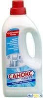 САНОКС 1100мл-ультра для чистки сантехнических изделий