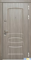 Входная металлическая дверь Дива МД-42 (Сандал серый / Сандал белый)