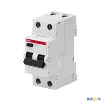 Дифференциальный автомат ABB Basic M 1P+N,10А,C,30мA, AC, BMR415C10