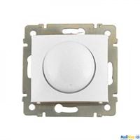 Legrand 770061 Светорегулятор поворотный 400Вт Белый